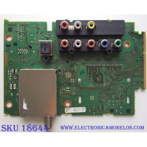 MAIN / SONY A-2063-361-B / 1-894-336-12 / A2063361B / 173543312 / PANEL`S NS4F480DND01 / A2075370A / MODELOS KDL-48W600B / KDL-60W610B / XBR-55X800B / XBR-65X800B