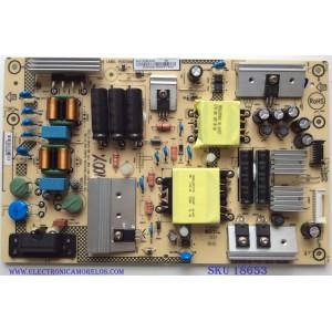 FUENTE DE PODER / INSIGNIA PLTVHY301XAGD / (X)PLTVHY301XAGD / 715G9519-P01-002-003M / 715G9519-P08-002-0030 / PANEL TPT500U1-QVN03.U REV:S7B0K / MODELOS NS-50DF710NA19 / LC-50LB601U