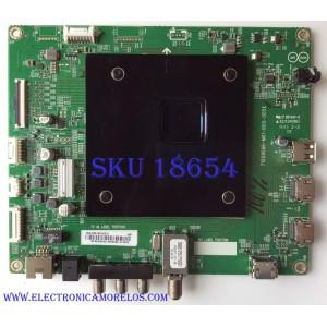 MAIN / INSIGNIA XICB01K012 / (X)XICB01K012001X / 715G9566-M01-B00-005K / PANEL TPT500U1-QVN03.U REV:S7B0K / MODELO NS-50DF710NA19