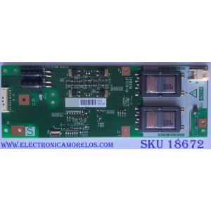 BACKLIGHT INVERTER SLAVE / HITACHI 6632L-6732A / PH-BLC187 / N264861 / 6732A / PANEL LC420WUF (SS)(A1) / MODELO UT42X902