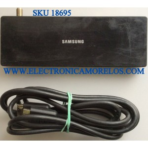 CAJA ONE CONNECT / CABLE / SAMSUNG BN96-44628G / MODELO QN55Q6FAMFXZA