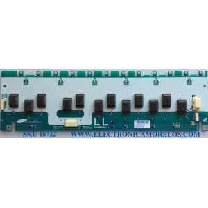 BACKLIGHT / SAMSUNG INV52B24ALL / INV52B24A (LL) / SSB520WA24 / REV0.3 / PANEL LTA520HA03 / MODELOS LNT5265FX/XAA / LNT5265F