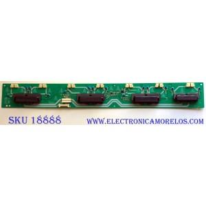 BACKLIGHT / SAMSUNG 27-D056264 / T87I154.00 / E74060 / PANEL V460H1-LHA REV.C1 / MODELOS LN46D550K1FXZA / LN46D630M3FXZA / LN46E550F6FXZA CH01 / LN46E550F6FXZA DH02