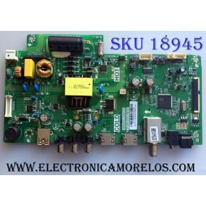 MAIN / FUENTE (COMBO) / INSIGNIA B17062324 / TP.MS3553.PB788 / 3MS553LC6NA.01 / 02-SH353A-C005012 / PANEL LVW320CSDX E20 V8 / MODELO NS-32D311NA17