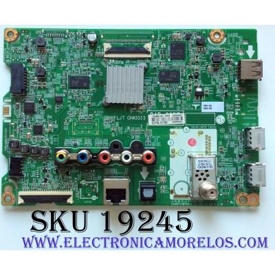 MAIN / LG EBU63934401 / 63934401 / EAX67148704(1.0) / 84305401 / PANEL NC430DUE / MODELOS 43LJ5500-UA / 43LJ5500-UA.AUSGLJM / 43LJ5500-UA.AUSYLJM