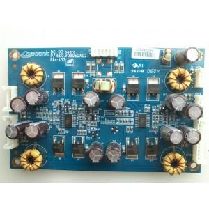 CONVERTIDOR DE DC-DC  /  DELL  DK.80V13.06G / DK80V1306G MODELO W4201CHD
