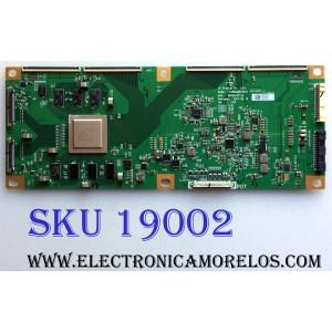 T-CON / LG OLED 6871L-5336A / 6870C-0711C / LC650AQD-EKA1 / 5336A / PANEL LC650AQD (EK)(A3) / MODELO OLED65C7P-U / OLED65C7P-U.BUSYLJR