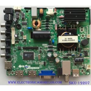 MAIN / FUENTE / (COMBO)  34013858 / H15051081 / TP.MS3393.PB851 / HV320WX2-206 PANEL'S  ZC+532AK320M07 / HV320WX2-206 / MODELOS  WD32HB1120 / TW-00411-B032F