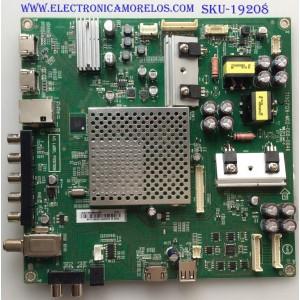 """MAIN / VIZIO / 756TXFCB03K0090 / (X)XFCB03K009030X / 715G7126-M02-000-004K / E243951 / PANEL  TPT500JI -HVN07.U REV:S600EMODELOS / E50-C1  / E50-C1 LTMWSKBR / PARTES SUSTITUTAS756TXFCB02K0280"""