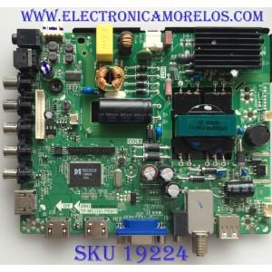 MAIN /  FUENTE / (COMBO) / ELEMENT / 34014202 / TP.MS3393.PB851 / H15061234 / V400HJ6-PE1 / PANEL FHLTE40356ZPD / MODELO ELEFW408