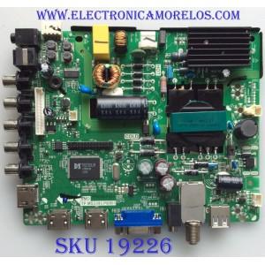 MAIN / FUENTE / (COMBO) ELEMENT /34014776 / TP.MS3393.PB51 / H15091668 / PANEL V400HJ6-PE1 / MODELO / ELEFT406 / ELEFT406 K5C0M / ELEFT406 P5C0M / ELEFT406 M4C0M / ELEFT406 M5C0M