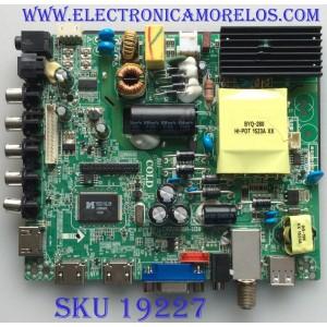 MAIN / FUENTE / (COMBO) ELEMENT /34014167 / CV3393BH-U39 / 34014167 / PANEL LSC400HM10 / MODELOS ELEF408 / ELEFW408 J6G5M