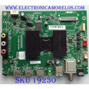 """MAIN/ TCL / V8-UX38001-LF1V025(C1) / 40-UX38NA-MAG2HG / GTC000193A / E248779 / MODELO 55FS3750 """
