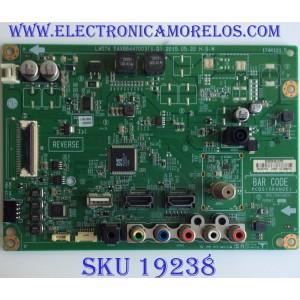 MAIN / LG / EBR81340601 / EAX66447003(1.0) / 57SMXL35-0002 / 63447902 / PANEL NC430DUE / MODELOS 43LF5100 / 43LF5100-UA BUSYLJM / 43LF5100-UA AUSYLJM