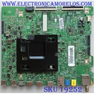 MAIN / SAMSUNG / BN94-12641F / BN97-13470U / BN41-02568B / PANEL CY-GK043HGEV4H / T430QVN02.2 / MODELOS UN43MU6290FXZA  / UN43MU6290FXZA BB03