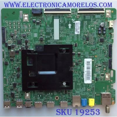 MAIN / SAMSUNG BN94-12431A / BN97-13470U / BN41-02568B / PANEL CY-GK043HGEV4H / PARTES SUSTITUTAS BN94-12035A / MODELOS UN43MU6300FXZA / UN43MU6300FXZC / UN43MU6300FXZA BB03 / UN43MU6300FXZA BA01