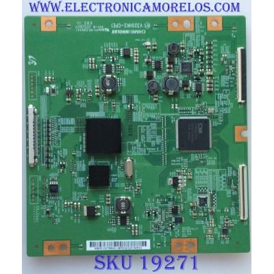 T-CON / SAMSUNG / 35-D078802 / V320HK2-CPE1 / PANEL LE500CGM-C1 / MODELOS UN50ES6100FXZA / UN50ES6150FXZA