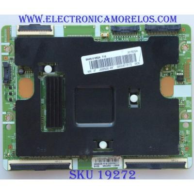 T-CON / SAMSUNG / BN95-01952A / BN97-09239A / PANEL CY-QJ048FLLV1H / MODELO UN48JS8500FXZA TH01