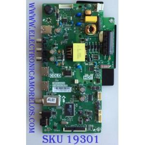 MAIN / FUENTE / (COMBO) / B16117926 / TP.MS3393.PB788 / 3MS93AX20 / B16117926-0A03315 / 02-SH293D-C002007 / PANEL LVW320CSDX E20V3 / MODELO NS-32D311NA17