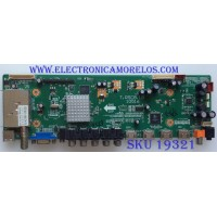 MAIN / RCA / 10111030375 / T.RSC8.1B 10516 / 46RE01TC81XLNA0-B1 / 20110114174248 12V / PANEL'S T460HW03 / LTA460HM02 / MODELO 46LA45RQ
