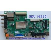 MAIN / PIONEER / G42340 / MSAV3227-ZC01-01 / 510-130816186 / 390743 / PANEL V390HJ1-P02 / MODELO PLE-3903FHD