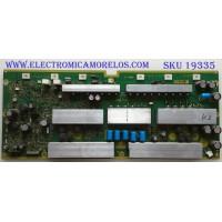 Y-SUS / PANASONIC / TXNSC1DPUU / TNPA4978 / EZ9520D / PANEL / MC147F22T12 / MODELOS TC-P58S1 / TC-P58V10