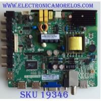 MAIN / FUENTE / (COMBO) / N14010176 / TP.MS3393.P86 / 82-2000026 / 0026OCN42H1A3879 / PANEL  HV320WX2-201 / MODELO P32EA8