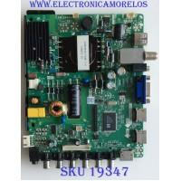 MAIN / FUENTE /(COMBO) / UPSTAR / N14110070 / TP.MS3393.PB851 / BOEI320WX1 / P3S14109807 / PANEL HV320WHB-N00 / MODELO P32ES8