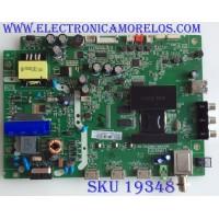 MAIN / FUENTE / (COMBO) / INSIGNIA / DAF7502285 / 40-UX38M0-MAH2HG / T8-UX38024-MA200AA / V8-UX38001-LF1V208 / PANEL LVW320CSDX E20 V1 / MODELO NS-32DR310NA17