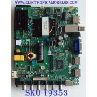 MAIN / FUENTE / (COMBO) / UPSTAR / N14120043 / TP.MS3393.PB851 / P3S1410516 / PANEL BOEI320WX1 / MODELO P32ES8