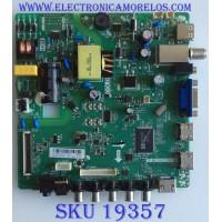 MAIN / FUENTE / (COMBO) / H15061263 / TP.MS3393T.PB758 / H15061263 / F50TPMS3393TPB758 / PANEL HV320WHB-N06 / MODELO WD32HD1390 TW-03401-B032K