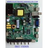 MAIN / FUENTE / (COMBO) / UPSTAR / N13122144 / TP.MS3393.P86 / 82-2000026 / 0026OCN4141A03768 / PANEL'S HV320WXC-200-X-PCB-X0-0 / BOE HV320WX2-201 / MODELO P32EA8