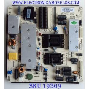 FUENTE DE PODER / SEIKI / 890-PM0-3618 / MP3618-N / 3618H120009145201382 / PANEL L390S1-1ED-C002 / V390DK1-LS1 /  MODELO  SE39UY04