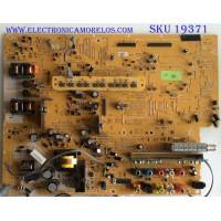 MAIN / FUENTE / (COMBO) SYLVANIA /  1ESA13922 / A7420UH, BA7120F01011 / P&F 1ESA13922 / PANEL SVA150XG04TB REV Q /  MODELO LD155SL8