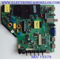 MAIN / FUENTE / (COMBO) / ELEMENT / Y14090013 / TP.MS3393.PC821 / 34012386 / PANEL 4650CA019 / MODELO ELEFW504A