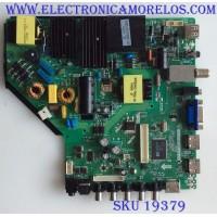 MAIN / FUENTE / (COMBO) / ELEMENT / Y14090013 / TP.MS3393.PC821 / 34012386 / PANEL 4650CA019 / MODELO ELEFW504A