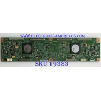 T-CON 5FF15C7TR / 14102612 / 5FF15C7TR3450A1SM03300 / ML/R_RSVMSPIC_EN RT32