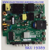 MAIN /FUENTE /(COMBO) / SAMSUNG / H18113704 / TP.MS3458.PC758 / 102181100157 / PANEL LC546PU2L02 / MODELO HK55WLEDM