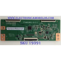 T-CON / TCL / 34291100740111 / TT4851B01-5-C-1 / 34291100740111UTHH9A0211H204 / MODELO 49S325