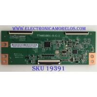 T-CON / TCL / 34291100740111 / TT4851B01-5-C-1 / 34291100740111UTHH9A0211H204 / MODELO 49S325