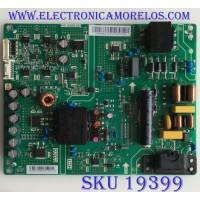 FUENTE DE PODER / VIZIO / G18090518 / PW.108W2.683 / AY9X9BCCGRG00020B10000 /  PANEL V500DJ6-D03 / MODELO D50X-G9