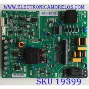 FUENTE DE PODER PARA TV VIZIO 4K UHD SMART TV / NUMERO DE PARTE PW.108W2.683 / 192E26196A / E248237 / PANEL V500DJ6-D03 Rev.C5 / MODELOS D50X-G9 / D50X-G9 LINIXU / D50X-G9 LINIXUAU / D50X-G9 LINIXUAV