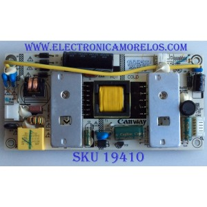 FUENTE DE PODER / POLAROID / KW-PLE240101J / M020130416010 / 20130504 / MODELO TLAC-02255