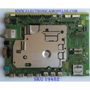 """MAIN / PANASONIC / TXN/A1QUUUS / TNPH0988UF / PANEL MC165FJ1541 / MODELO TC-P65VT50  """