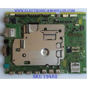 """""""MAIN / PANASONIC / TXN/A1QUUUS / TNPH0988UF / PANEL MC165FJ1541 / MODELO TC-P65VT50  """""""
