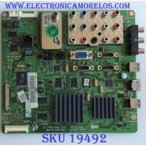 MAIN / SAMSUNG / BN94-03145B / BN97-03799A / BN41-01149B / PANEL T460HW03 V.8 / MODELO LN46B650T1FXZA AA04