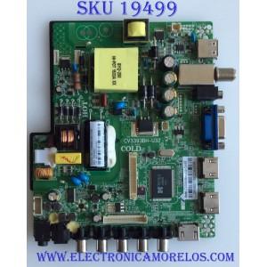MAIN / FUENTE / (COMBO) / ELEMENT / SY15220-7 / CV3393BH-U32 / CV3393BH-U32-12E8 / 890-M00-06NBD / PANEL 5X320A-V1.4(4+2) / MODELO ELEFW328B