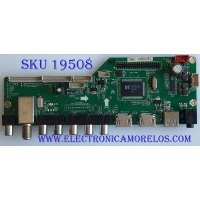 MAIN / RCA  / 50RE01M3393LNA35-B1 / LD.M3393.B / LGZLDM3393B1415004661 / PANEL V500HJ1-P01-12V / MODELO  LED50B45RQ