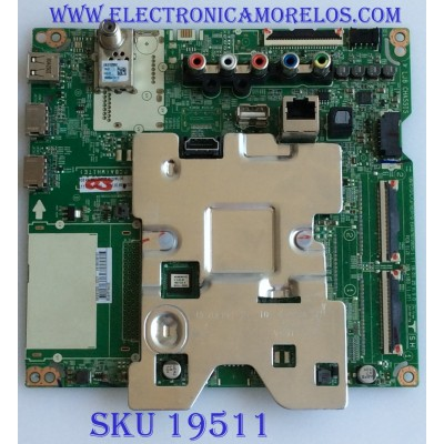MAIN / LG / EBT65499101 / EAX67872805 / 8HEBT000-00GY / PANEL NC490DGG AAGX3 / MODELO 49UK6300PUE