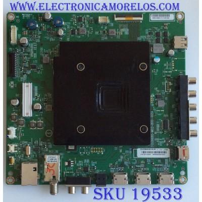 MAIN / VIZIO / 756TGXHCB0QK021 / 715G8680-M02-B00-005K / GXHCB0QK021010X / PRHQ1KQ4C / PANEL  TPT500U1 QVN03.U REV:S7B0H / MODELO  D50-E1 LTCWVTMT